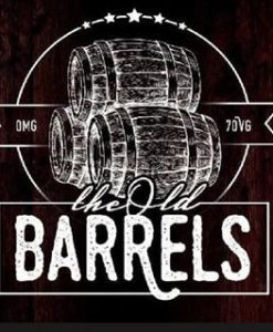 THE OLD BARRELS